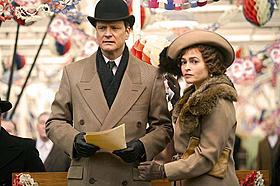 コリン・ファース主演「英国王のスピーチ」「英国王のスピーチ」