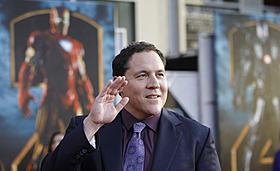 ファンから絶大なる支持を得ていたファブロー監督「アイアンマン」