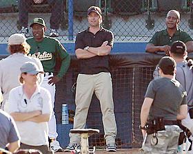 いわゆる野球映画ではない 「マネー・ボール」に主演するブラピ「マネーボール」