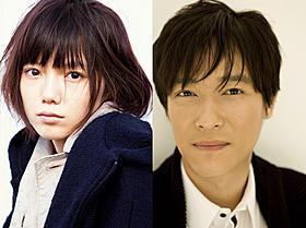 「篤姫」以来の共演で再び夫婦を演じる 宮崎あおい(左)と堺雅人「ツレがうつになりまして。」