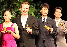 日本人の誇りを思い出させてくれる力作が完成!「太平洋の奇跡 フォックスと呼ばれた男」