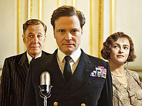オスカーも期待される「英国王のスピーチ」「英国王のスピーチ」
