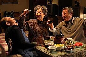 公開作品にまさかのNGシーン「再会の食卓」