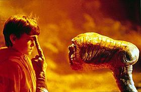 「E.T.」感動のラストシーン「E.T.」