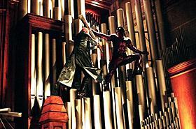 03年の第1作はベン・アフレックが主演「デアデビル」