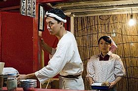 ラーメンと屋台にまつわる人間ドラマ「ラーメン侍」
