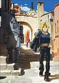 未知なる錬金術のナゾに迫るエドとアル「鋼の錬金術師」