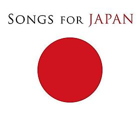 「SONGS FOR JAPAN」ジャケット