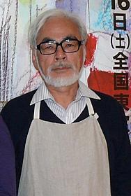 宮崎駿監督、東日本大震災を受けてコメント「コクリコ坂から」