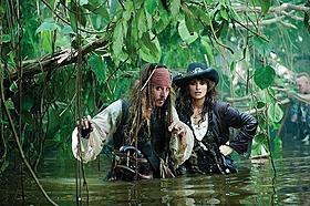 アンジェリカがスパロウに恋心を告白「パイレーツ・オブ・カリビアン 生命(いのち)の泉」