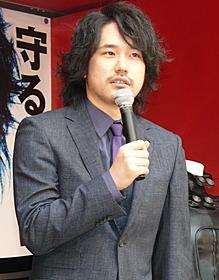 松山ケンイチ、二宮人気にジェラシー?「GANTZ」