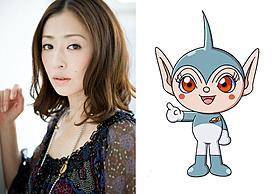 松雪泰子、人気アニメ「アンパンマン」の声優に挑戦「それいけ!アンパンマン すくえ!ココリンと奇跡の星」