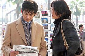 再共演を果たす織田裕二と福山雅治「アンダルシア 女神の報復」