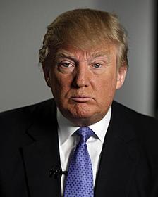 大統領選出馬を断念したトランプ氏