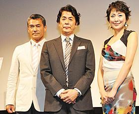 劇中、流暢な英語を披露した3人「TAKAMINE アメリカに桜を咲かせた男」