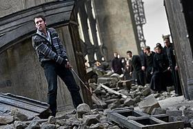 ドジなネビルが変ぼうを遂げた!?「ハリー・ポッターと死の秘宝 PART2」