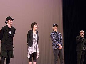 ロケ地和歌山・新宮市で最初の上映を行った「軽蔑」「軽蔑」