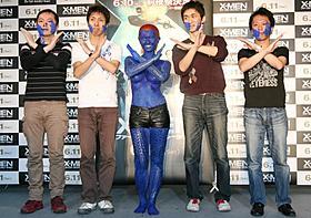 「X-MEN化」計画、大成功!「X-MEN:ファースト・ジェネレーション」