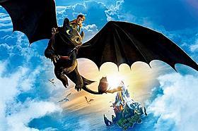 全3作のシリーズに「ヒックとドラゴン」