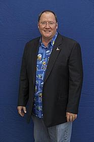ピクサーの新作について語ったジョン・ラセター監督「カーズ2」