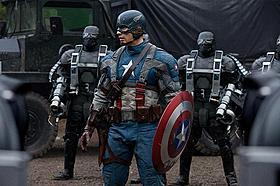 ロシア、韓国ではタイトル変更「キャプテン・アメリカ ザ・ファースト・アベンジャー」