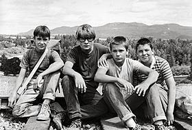 少年映画の名作「スタンド・バイ・ミー」「サンドロット 僕らがいた夏」