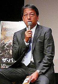 「太平洋戦争を描いた映像作品を見ることは、 日本人にとって意味がある」と竹田氏