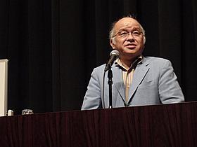 「日輪の遺産」について語る浅田次郎「日輪の遺産」