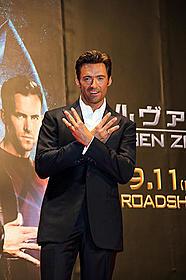 09年の来日会見で日本ロケを約束したジャックマン「ユージュアル・サスペクツ」