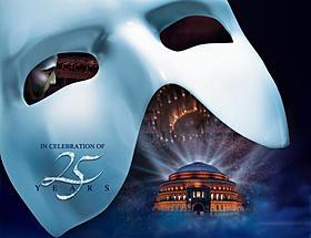 「オペラ座の怪人」記念公演映像を映画館のスクリーンで!「オペラ座の怪人」