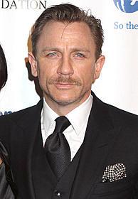 主演のダニエル・クレイグ「007 ワールド・イズ・ノット・イナフ」