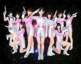 人気アイドルが地球防衛に乗り出す「地球防衛ガールズP9」