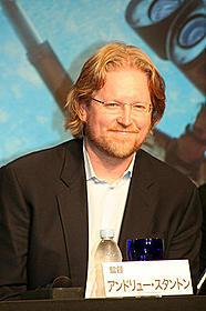 「ジョン・カーター」のメガホンをとる アンドリュー・スタントン監督「ファインディング・ニモ」