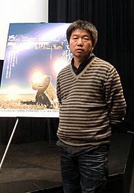 来日したワン・ビン監督「無言歌」