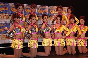 人気アイドルがずらり勢ぞろい!「Cheerfu11y チアフリー」
