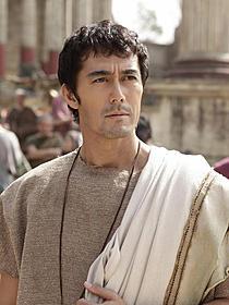 「テルマエ・ロマエ」で古代ローマ人に扮した阿部寛「テルマエ・ロマエ」