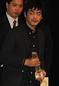 審査員特別賞を受賞した「キツツキと雨」の沖田修一監督「最強のふたり」