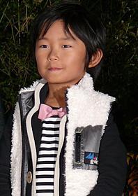 ナキの幼少期・コナキを演じる加藤「座頭市 THE LAST」