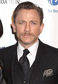 ボンド役のダニエル・クレイグ「007 慰めの報酬」