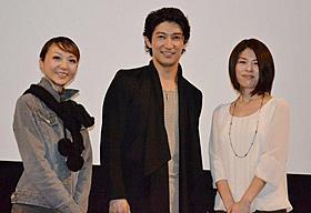 西島千博、バレエダンサー役で映画主演「不惑のアダージョ」