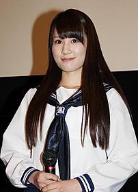 女優デビューを喜ぶ鈴木まりや「こっくりさん 劇場版」