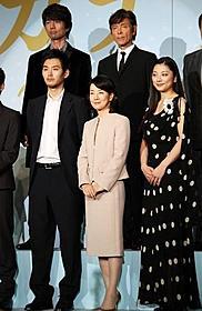 吉永小百合と豪華共演陣が勢ぞろい「北のカナリアたち」