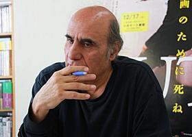今年の東京フィルメックス審査委員長を務めたナデリ監督「CUT」