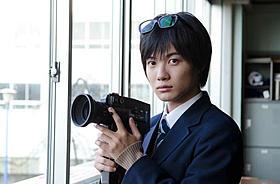 映画オタクの主人公を演じる神木隆之介「桐島、部活やめるってよ」