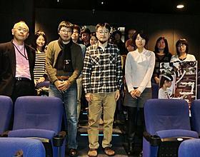「ミツコ感覚」学生向け試写会を開催「ミツコ感覚」