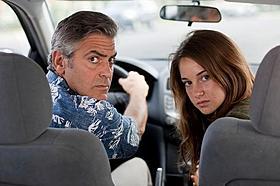 ジョージ・クルーニーと親子を演じたシャイリーン・ウッドリー「ファミリー・ツリー」