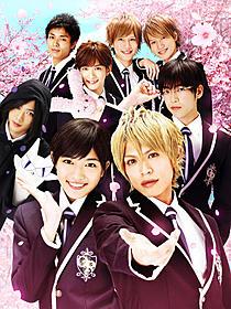 劇場公開に先立ちスピンオフドラマが配信される「桜蘭高校ホスト部」「桜蘭高校ホスト部」