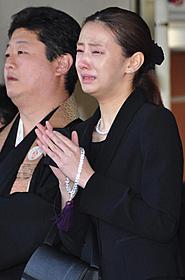 森田監督との別れに号泣した北川景子「間宮兄弟」