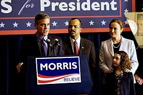 モリス知事を演じたジョージ・クルーニー「スーパー・チューズデー 正義を売った日」