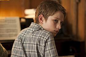 ハリウッドも驚く天才子役のトーマス「ものすごくうるさくて、ありえないほど近い」